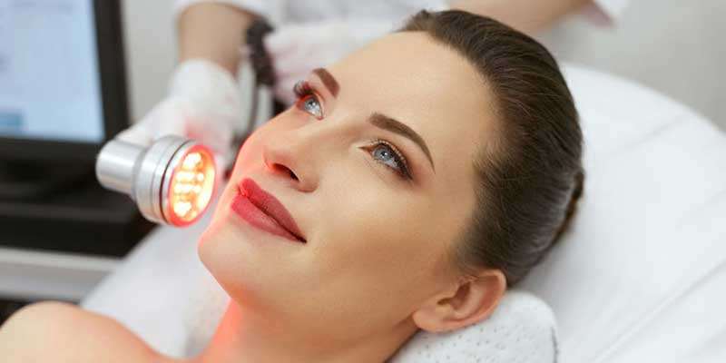 Las Vegas LED Facial